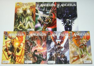 Angelus #1-6 VF/NM complete series + pilot season - all A variants - top cow set
