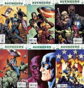 ULTIMATE AVENGERS (2009) 1-6  The Next Generation