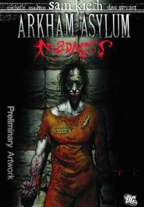Arkham Asylum: Madness #1 VF/NM; DC | save on shipping - details inside