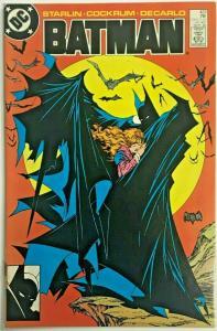 BATMAN#423 VF 1988 TODD MCFARLANE CLASSIC COVER DC COMICS