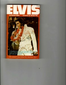 3 Books Elvis The Man From U.N.C.L.E. The Utopia Affair Shooting Star JK14