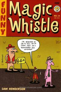 Magic Whistle #14 VF; Alternative | save on shipping - details inside
