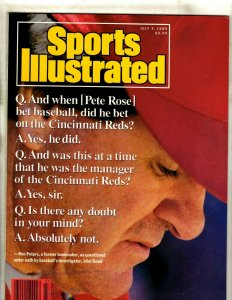 6 Sports Illustrated Mags July August September (2) November 1989 March 1991 HJ7