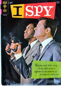 I Spy(Gold Key) # 1