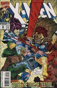 Marvel X-MEN (1991 Series) #23 VF