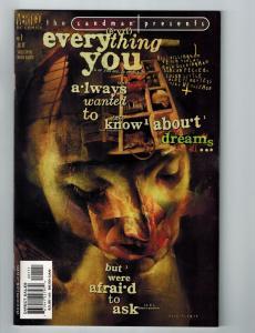 Sandman Presents Everything You Always Wanted # 1 Vertigo Comic Books!!!!!!! S53