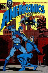 Americomics #3 VF/NM; AC | save on shipping - details inside