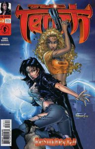 TENTH RESURRECTED #3, NM-, Tony Daniel, Image Comics, 2001,Monster,more in store