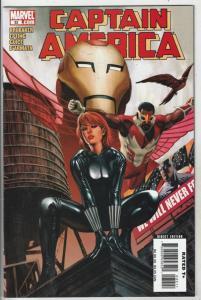 Captain America #32 (Nov-07) NM Super-High-Grade Captain America