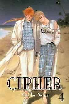 Cipher #4 VF/NM; CMX | save on shipping - details inside