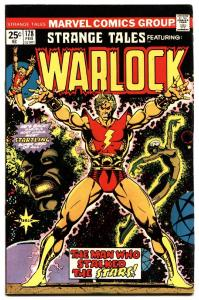 STRANGE TALES #178 Warlock Issue First Magus - MCU Cosmic Marvel. VF-