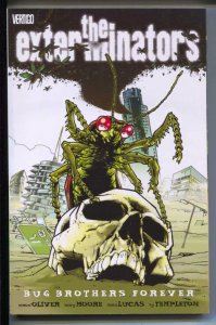 Exterminators: Bug Brothers Forever-Vol. 5-Simon Oliver-TPB-trade
