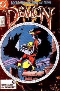 Demon (1986 series) #1, Fine- (Stock photo)