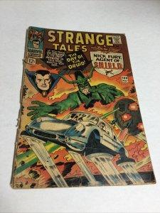 Strange Tales 144 Gd Good 2.0 Cover Detached Marvel