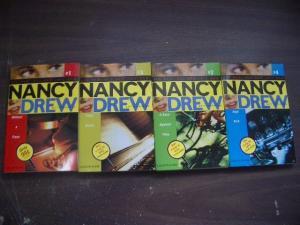 NANCY DREW GIRL DETECTIVE- PAPERBACK PULP LOT-KEENE FN