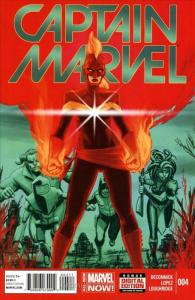 Captain Marvel (9th Series) #4 FN; Marvel | save on shipping - details inside
