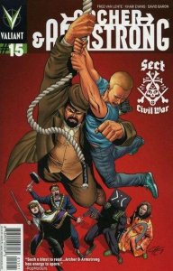 Archer & Armstrong (2012 series) #15, NM- (Stock photo)