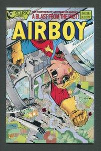 Airboy #39  /  7.0 FN/VFN  / April 1988