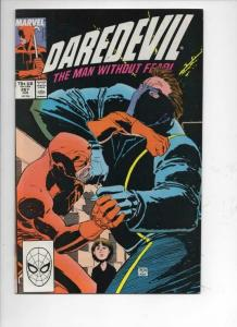 DAREDEVIL #267 NM-  Murdock, Man without Fear, 1964 1989, more Marvel in store