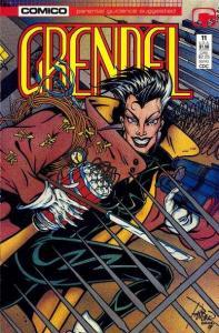 Grendel (1986 series) #11, NM (Stock photo)