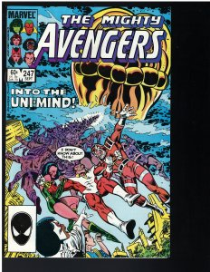 Avengers #247 (Marvel, 1984) NM