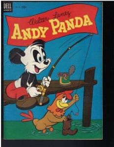Andy Panda #21 (Dell, 1953)