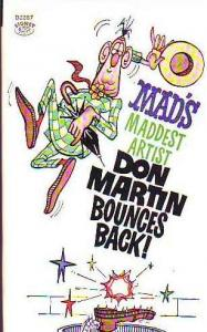 Mad's Maddest Artist Don Martin Bounces Back! #D2287 (Jan-63) VF+ High-Grade ...