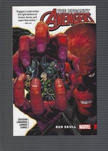 Uncanny Avengers: Unity: Red Skull #1 (2017)