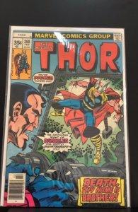 Thor #268 (1978)