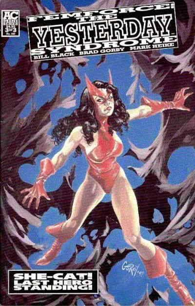Femforce #103 VF/NM; AC | save on shipping - details inside