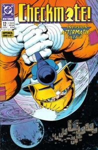 Checkmate! (1988 series) #12, NM (Stock photo)