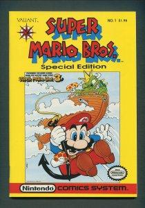 Super Mario Bros. Special Edition #1  / 9.0 VFN/NM  / 1990