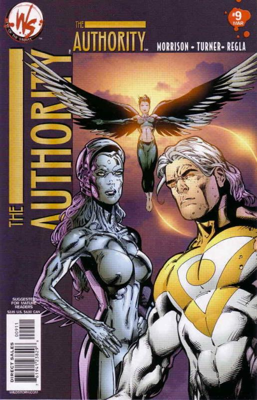 Authority, The (Vol. 2) #9 FN; WildStorm | save on shipping - details inside