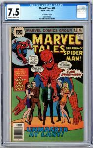 Marvel Tales #68 (Marvel, 1976) - 30 Cent Price Variant