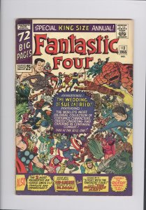 Fantastic Four Annual # 3
