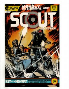 Scout #17 (1987) SR20