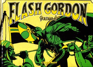 Flash Gordon-Vol 6-Alex Raymond-Hardcover