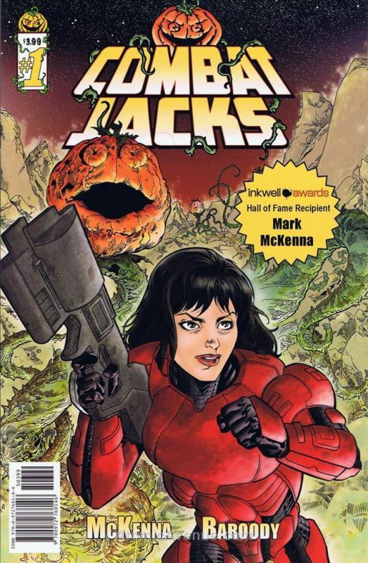 Combat Jacks #1 VF/NM; Banana Tale | save on shipping - details inside