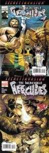 Incredible Hercules #117, NM (Stock photo)