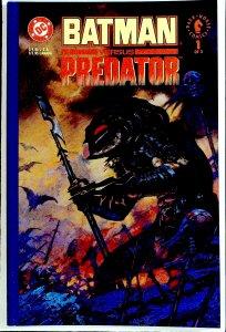 Batman vs. Predator  #1 (1992)