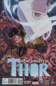 Mighty Thor (2nd Series) #2 VF/NM; Marvel | save on shipping - details inside