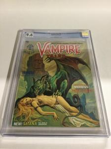 Vampire Tales 2 CGC 9.6 OW/W Pages First App. Of Satana Marvel Comics 2026037011