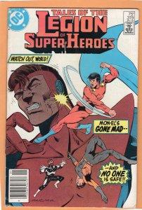 Legion of Super-Heros #319