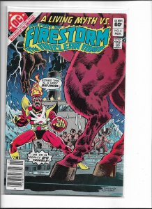 The Fury of Firestorm #6 (1982)