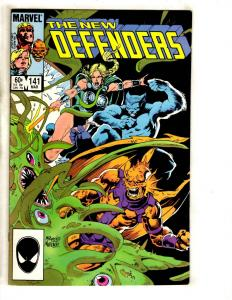 6 Marvel Comics Defenders 141 150 Magik 1 4 + Alpha Flight 13 Jack Hearts 1 J318