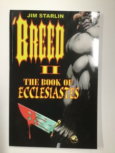 'Breed II The Book Of Ecclesiastes Tpb Softcover Near Mint Image