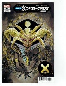 X-MEN #15 PEACH MOMOKO X Of Swords VARIANT NM