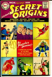Secret Origins-Superman-Batman-Wonder Woman-TPB-trade