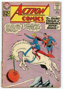 Action Comics 293 Oct 1962 GD/VG (3.0)