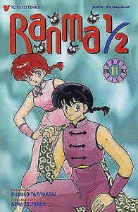 Ranma 1/2 Part 5 #11 VF/NM; Viz | save on shipping - details inside
